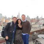 Daniel, Flavia & James @ Google NYC