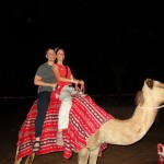 The 5min camel ride