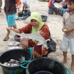 Fish market at Jimbaran