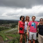 At Jatiluwih with Liselotte & Joost