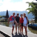 Lake Temple with Liselotte & Joost