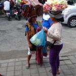 Padang Bai Market