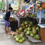 Coconuts for $1 / piece