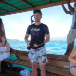 Snorkelling at Gili Islands