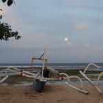 Sunset at Sanur